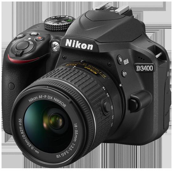 Nikon D3400 photo recovery