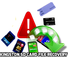 Kingston SD Card File Recovery