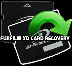 Fujifilm XD Card Recovery