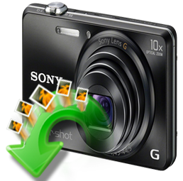 Sony Cyber-shot photo recovery