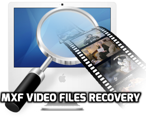 MXF Video Files Recovery