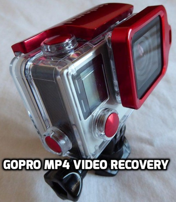Gopro video recovery free