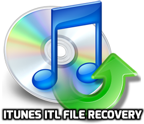 iTunes ITL file recovery