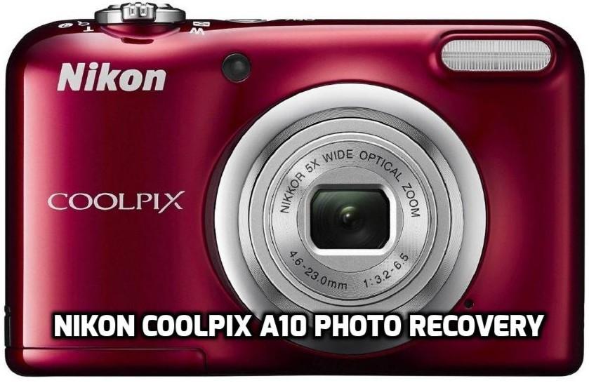 Nikon Coolpix A10 Photo Recovery