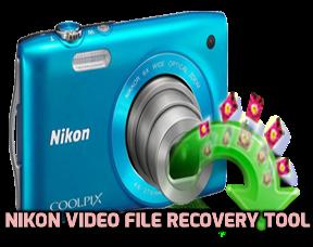 Nikon video file recovery tool