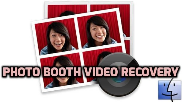 Photo Booth video recovery