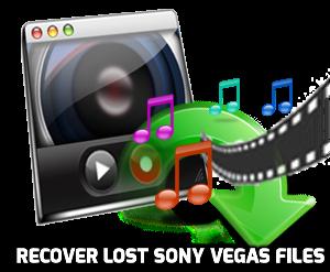 Recuperar archivos perdidos de Sony Vegas