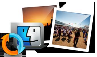 Volver archivos de vídeo en Mac