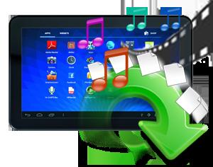 Recuperar archivos de audio