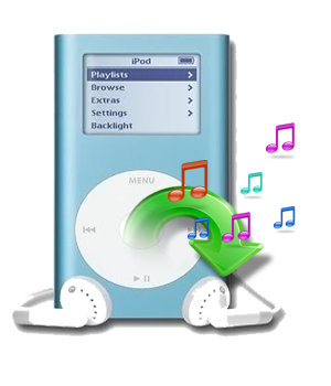 iPod Mini file recovery