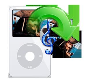 corrupción de la recuperación de iPod música