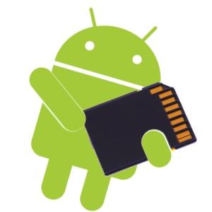 Recuperación de datos de la tarjeta SD Android