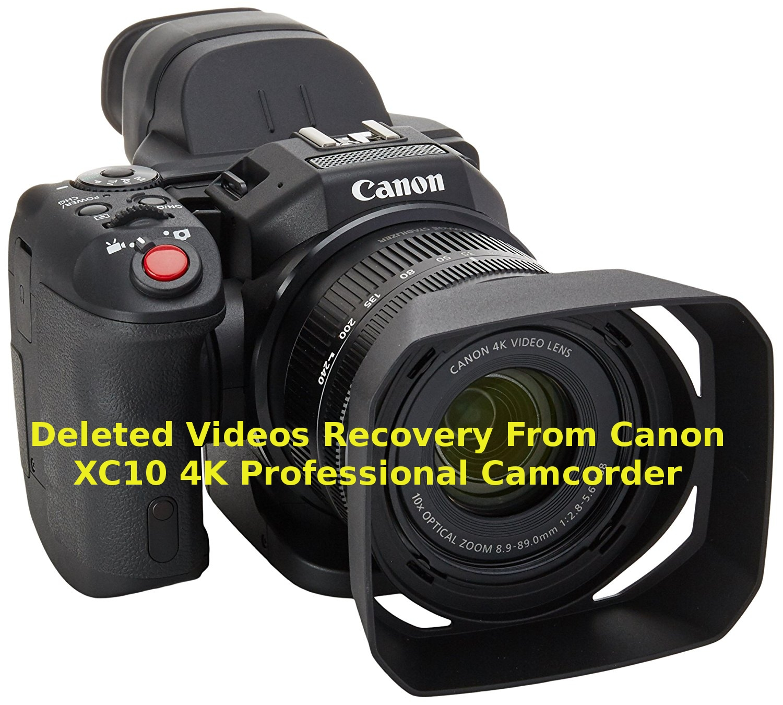 recuperer video effacée