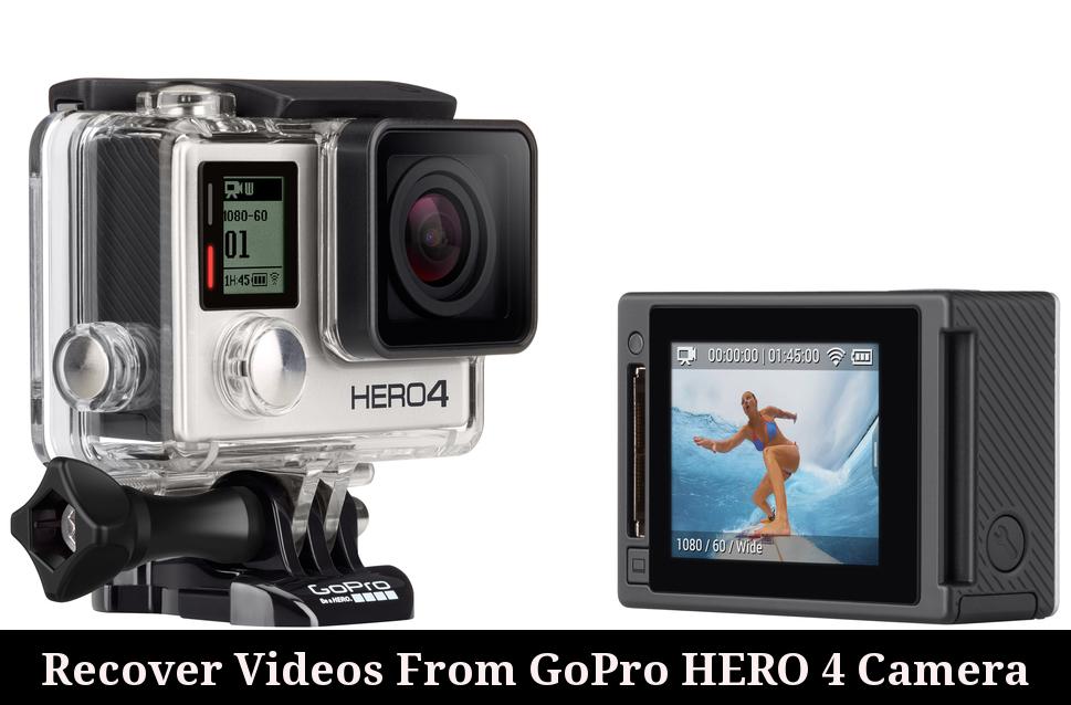 Oprogramowanie Do Odzyskiwania Utraconych Filmow Z Kamery Gopro Hero