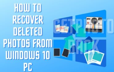 Recover Deleted Photos from Windows 10 PC