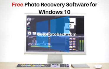 Free Photo Recovery Software for Windows 10